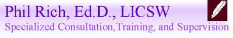 Specialized Consultation, Training, and Supervision